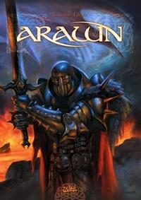 Ronan Le Breton et Sébastien Grenier - Arawn  : Coffret 3 volumes - Tome 1 : Bran le Maudit ; Tome 2 : Les Liens du sang ; Tome 3 : La Bataille de Cad Goddun.