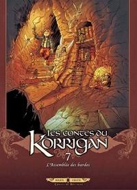 Ronan Le Breton et Erwan Le Breton - Les contes du Korrigan Tome 7 : L'Assemblée des bardes.