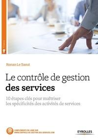 Openwetlab.it Le contrôle de gestion des services - 10 étapes clés pour maîtriser les spécificités des activités de services Image