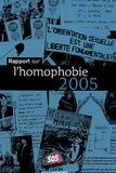 Ronan Rosec - Rapport sur l'homophobie.