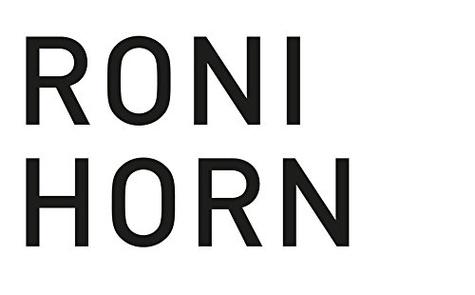 Roni Horn - Roni Horn - Artist's portfolio.