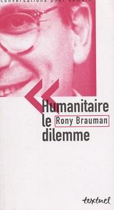 Deedr.fr Humanitaire : le dilemme Image