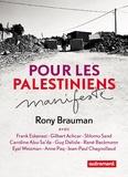 Rony Brauman - Pour les Palestiniens.