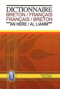 Roparz Hemon et Ronan Huon - Dictionnaire breton-français et français-breton.