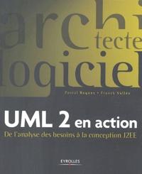 Roques et  Vallée - UML 2 en action - De l'analyse des besoins à la conception J2EE.