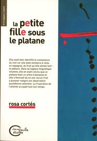 Rosa Cortés - La petite fille sous le platane.