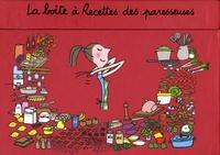 Rosa Jackson - La boîte à recettes des paresseuses.