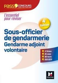 Rosa Lüthi - Pass'Concours Sous-officier de gendarmerie / Gendarme adjoint volontaire.