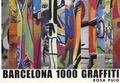 Rosa Puig - Barcelona 1000 graffiti.