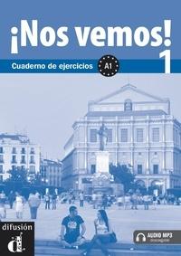 Rosa Ribas - ¡Nos vemos 1 - Cuaderno de ejercicios A1. 1 CD audio