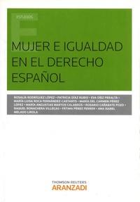 Rosalia Rodriguez Lopez et Patricia Diaz Rubio - Mujer e Igualdad en el Derecho Espanol.