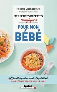 Checkpointfrance.fr Mes petites recettes magiques pour bébé Image