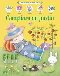 Rosalinde Bonnet - Comptines du jardin.