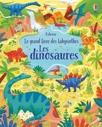 Rosamond Smith - Les dinosaures - le grand livre des labyrinthes.