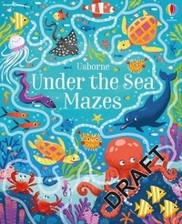 Rosamond Smith - Under the sea mazes.