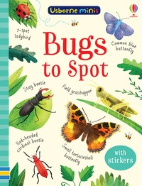 Rosamund Smith et Stephanie Fizer Coleman - Bugs to spot mini book.