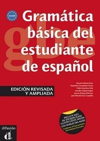 Rosario Alonso Raya et Alejandro Castañeda Castro - Grammatica basica del estudiante de espanol - A1-B1.