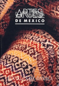 Ruth Lechuga - Artes de Mexico N° 35/1996 : Textiles de Oaxaca.