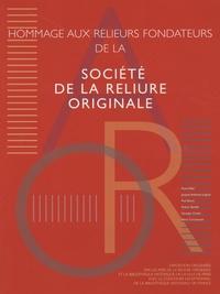 Alixetmika.fr Hommage aux relieurs fondateurs de la société originale Image