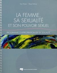 Deedr.fr La femme, sa sexualité et son pouvoir sexuel - Programme d'appropriation de sa sexualité Image