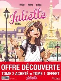 Juliette Tome 2 - Rose-Line Brasset  