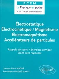 Rose-Marie Magné-Marty et Jacques-René Magné - .