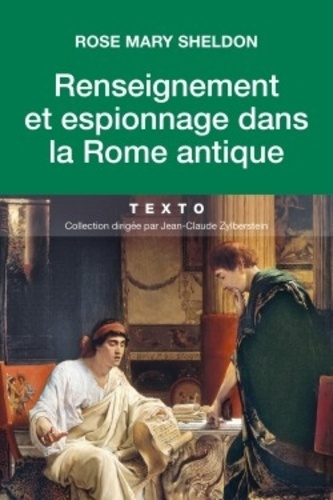 Renseignements et espionnage dans la Rome antique