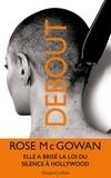 Rose McGowan - Debout.