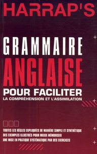 Rose Rociola et Sheena Andromaque-Kemp - Harrap's Grammaire anglaise.