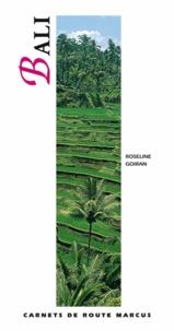Roseline Goiran - Bali - Excursions à Lombok, Java-Est et Sulawesi.