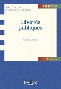 Roseline Letteron - Libertés publiques.