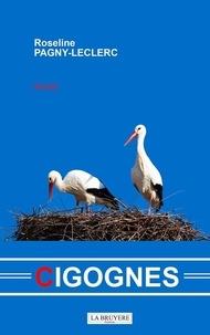 Roseline Pagny-Leclerc - Cigognes.