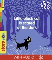Rosell - Little Black Cat is scared of the dark.