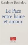 Roselyne Bachelot - Le PACS entre haine et amour.