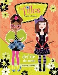 Roselyne Cazazian - Les filles aiment la mode !.