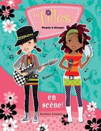 Roselyne Cazazian - Les filles jouent les stars !.