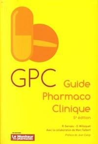 Roselyne Gervais et Gérard Willoquet - GPC Guide Pharmaco Clinique.