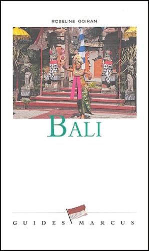 Roselyne Goiran - Bali.