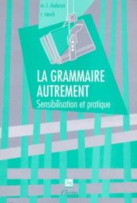 LA GRAMMAIRE AUTREMENT. Sensibilisation et pratique.pdf