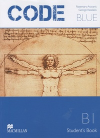 Rosemary Aravanis - Code blue - Student's book, B1.