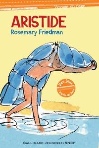 Rosemary Friedman et Quentin Blake - Aristide.