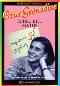 Rosemary Vernon - Echec et... maths.