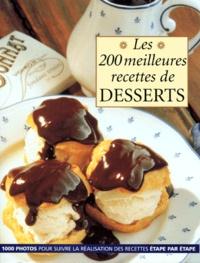 Les 200 meilleures recettes de desserts.pdf