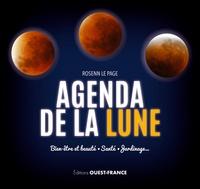 Rosenn Le Page - Agenda de la lune 2017.