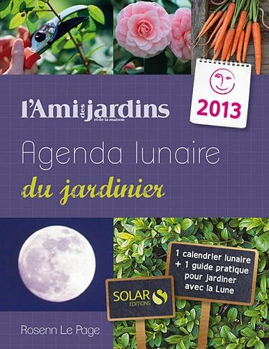 Rosenn Le Page - Agenda lunaire du jardinier.