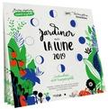Rosenn Le Page - Jardiner avec la lune - Calendrier éco-responsable.