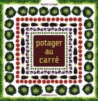 Rosenn Le Page - Potager au carré.