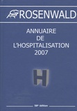 Rosenwald - L'annuaire de l'hospitalisation.