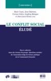Roser Cusso et Anne Dufresne - Le conflit social éludé.