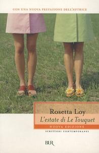 Rosetta Loy - L'Estate di Le Touquet.